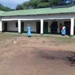 Sisters visited the site of the proposed health Centre 14 years after its construction